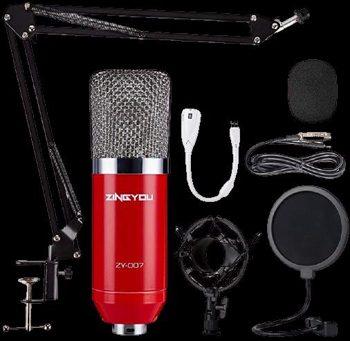 ZINGYOU ZY-007 Condenser mic