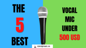 the best 5 vocal mics under 500USD